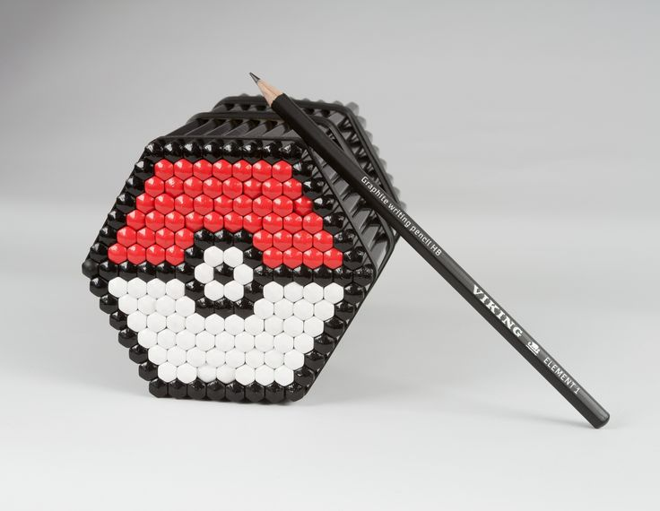 Viking 1914 pencil pokéball