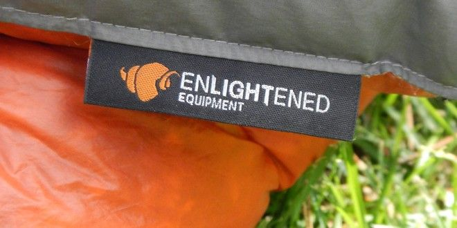 Gear Review: Enlightened Equipment Revelation 10 Degree Quilt | Appalachian Trials