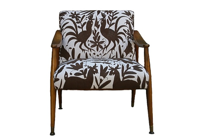 5 Favorites: Otomi Textiles as Upholstery : Remodelista