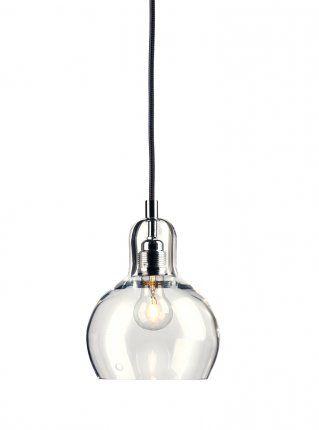 lampa wisząca 1 x 60W E27 ( przewód czarny)
