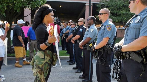 Police are hardly ever prosecuted for alleged civil rights violations