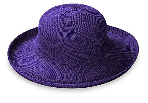 Woman hats  44.99 Wallaroo Hat Company Women s Victoria Sun Hat -  Lightweight and Packable Hat 503e765b8f60