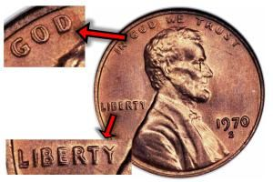 Some of Your Pocket Change Might Be Worth More Than Face Value: 1970-S Small Date Lincoln Cent With a Doubled Die Obverse