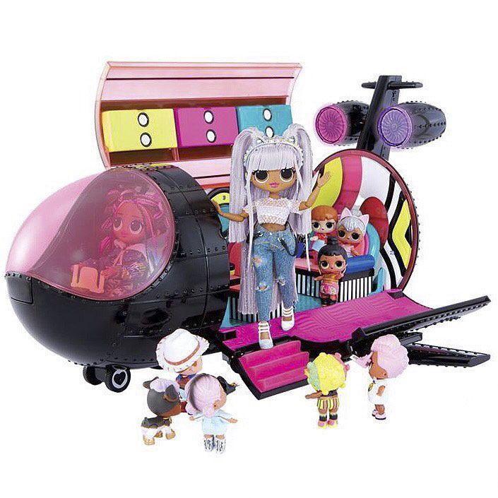 Lol Omg Remix Plane Lol Dolls Toddler Girl Toys Lol