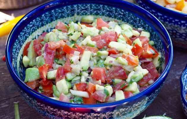 Tomaattisalsa Resepti