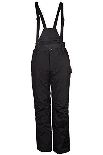 Mountain Warehouse Pantalon de ski homme Sport Hiver Dusk Noir XL: Le pantalon de ski Dusk pour homme de Mountain Warehouse est un pantalon…