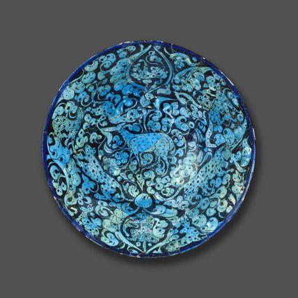 Bowl, Seljuq/pre-Mongol Iran