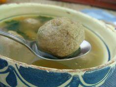Filléres finomság: májgaluska leves májkonzervből!