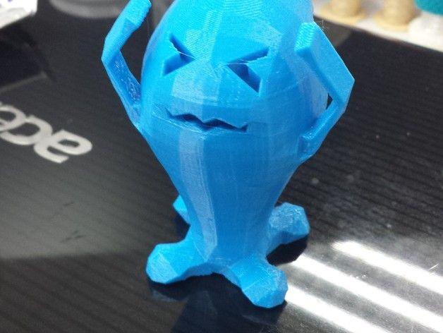 Hi all! More Pokemon Coming Soon! Or Name one you want me to make!!! It was Inspire by FLOWALISTIK low-poly-pokemon! http://www.thingiverse.com/FLOWALISTIK/collections/low-poly-pokemon The 3D model from http://roestudios.co.uk/project/3d-pokemon-models/ it has many pokemon 3d model (.obj) but some needs to fix) No Support Needed, if you print it please do with raft! ENJOY!