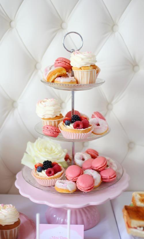 beautiful girl party ideas www.piccolielfi.it