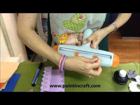 Ecco come usare l'ondulatrice per creare bellissimi bigliettini in poche e facile mosse!