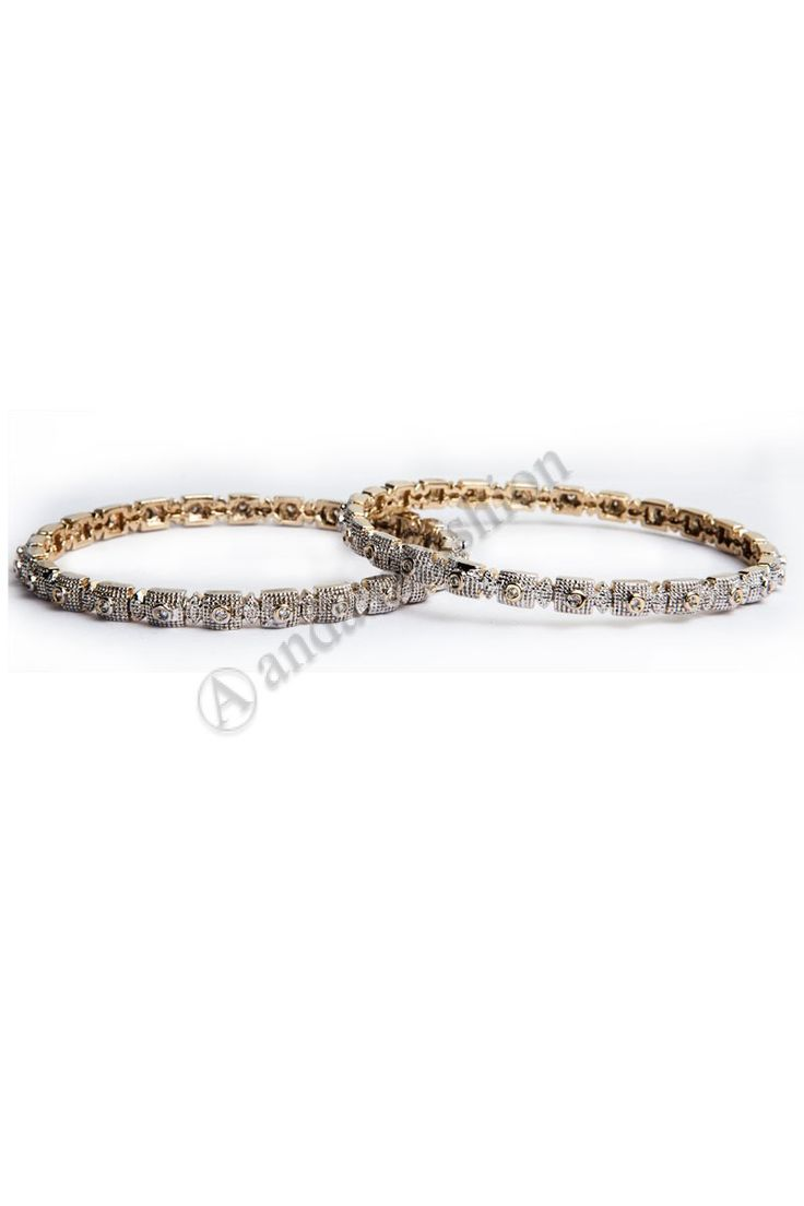 Gold Alloy Bangle Design No. 80465 Price:- £12.00 Andaaz Fashion present new arrival Jewellery like Gold Alloy Bangle. Emblish with Studded Jewellery,Gold Plated,Pearl these are perfect for Party, Wedding, Bridal, Festival, Ceremonial For More Details:- http://www.andaazfashion.co.uk/jewellery/bangles/gold-alloy-bracelets-80465.html