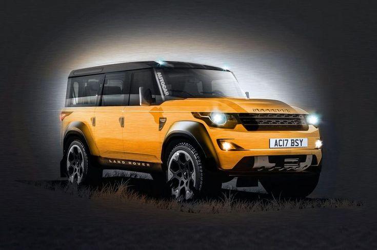 blogmotorzone: Land Rover Defender 2019   en http://blogmotorzone.blogspot.com.es/