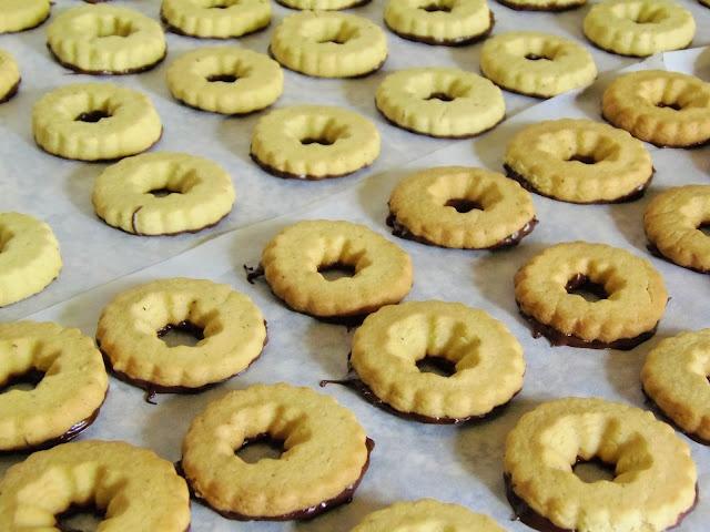 TücsökBogár konyhája: Vaníliás karika