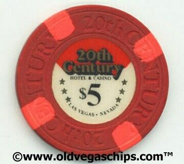 casino chips early 20th dawson