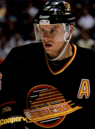 "Pavel Bure ""Russian Rocket"""
