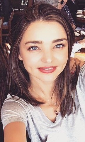 Image result for miranda kerr haircut