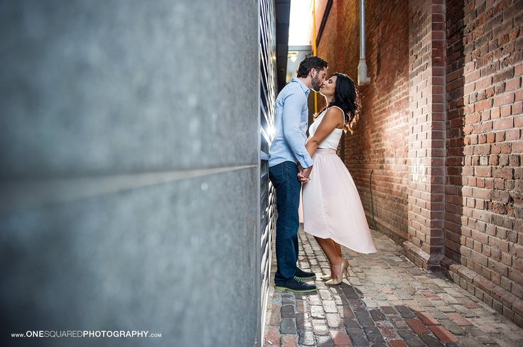 Distillery District Toronto – Engagement / Connection Session