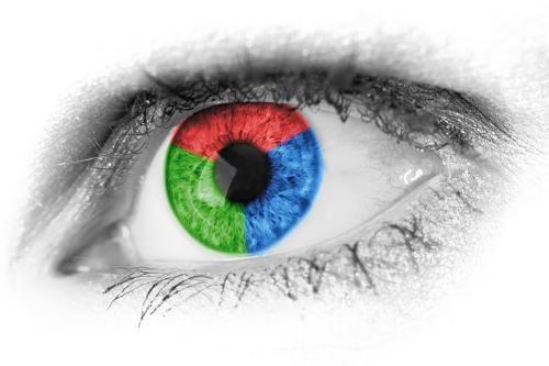 Vision et couleurs : synthèse additive et soustractive des couleurs [images et couleurs]