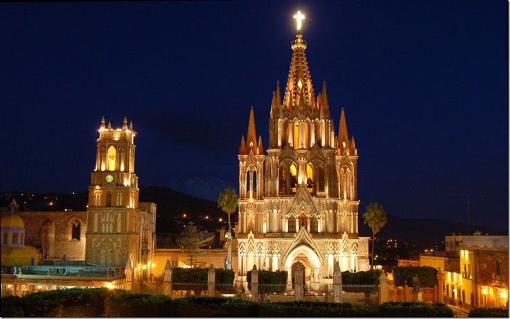 La Parroquia, San Miguel de Allende