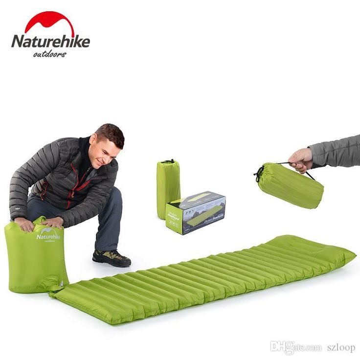 Nh Innovative Soft Sleeping Pad Fast Filling Air Bag Super Light Inflatable Portable Mattress New Rescue Life Cusion 186 60 8 5cm 2514002