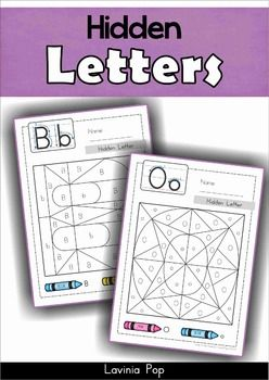 Hidden Alphabet Letters - an upper and lower case letter discrimination activityThese pages have been extracted from my various Letter of the Week Units and combined here. If you have already purchased the Letter of the Week units, please DO NOT purchase this!About this book:This unit contains 52 hidden letter coloring pages for both upper and lower case letters.