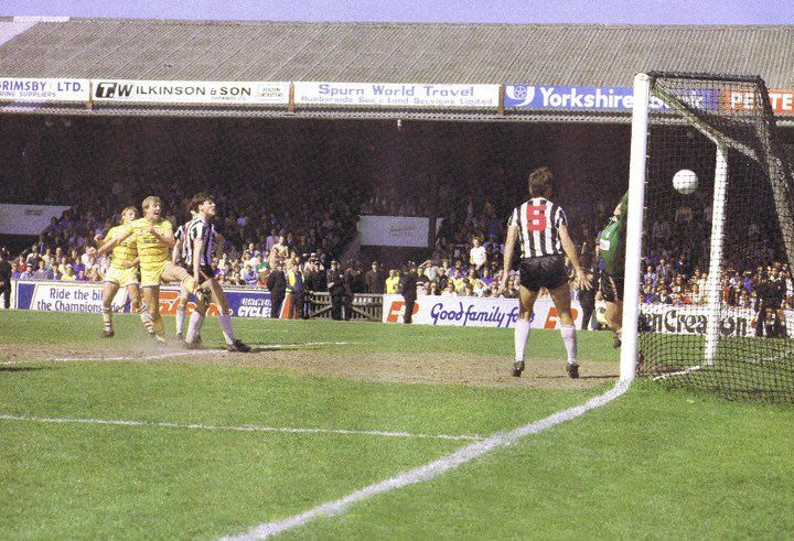 Grimsby Town V Chelsea 1984