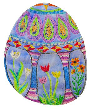 101 best p zonka 39 s egg stravaganza images on pinterest for Easter crafts for elementary students