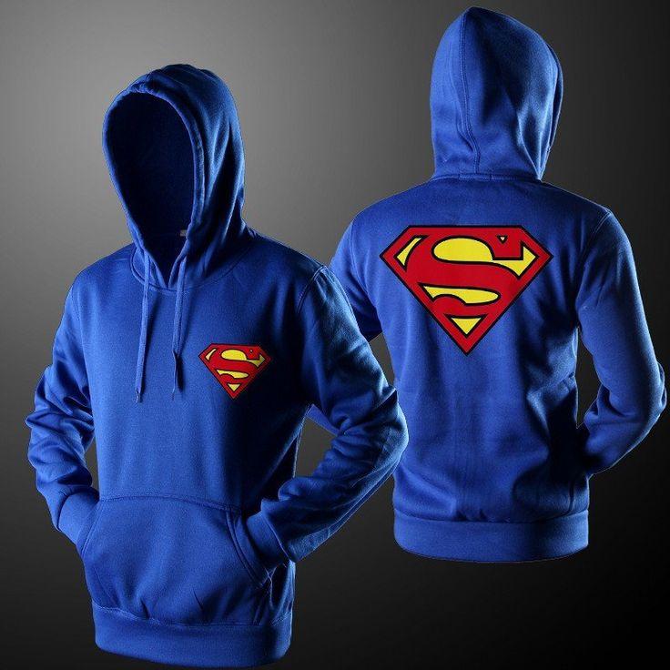 Classic Superman Hoodie