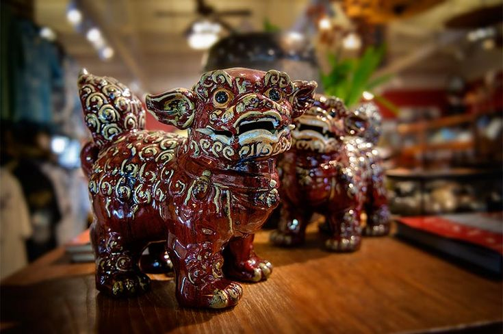 Foo Dogs - Kong Lung Trading