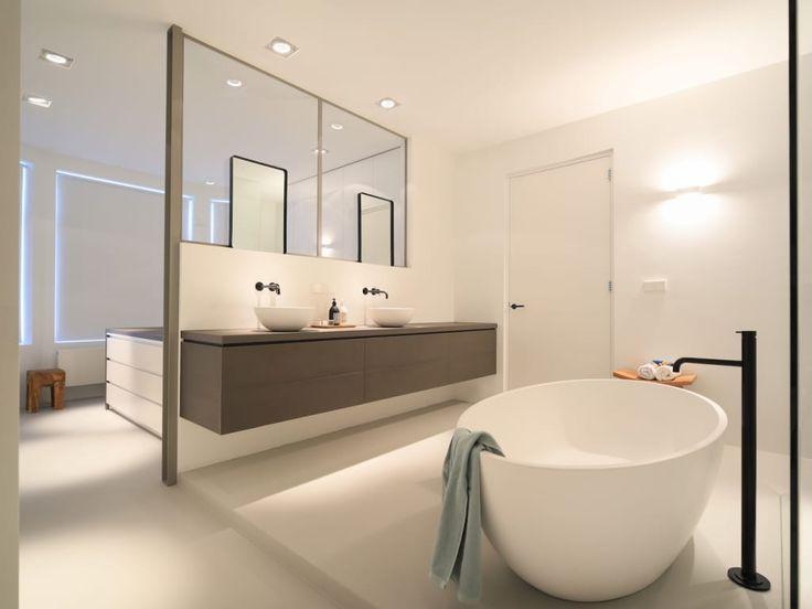 Finde Moderne Badezimmer Designs Von Koen Timmer Entdecke Die Schnsten Bilder Zur Inspiration Fr