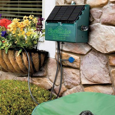 Solar Rainmaker Automatic Plant Watering System