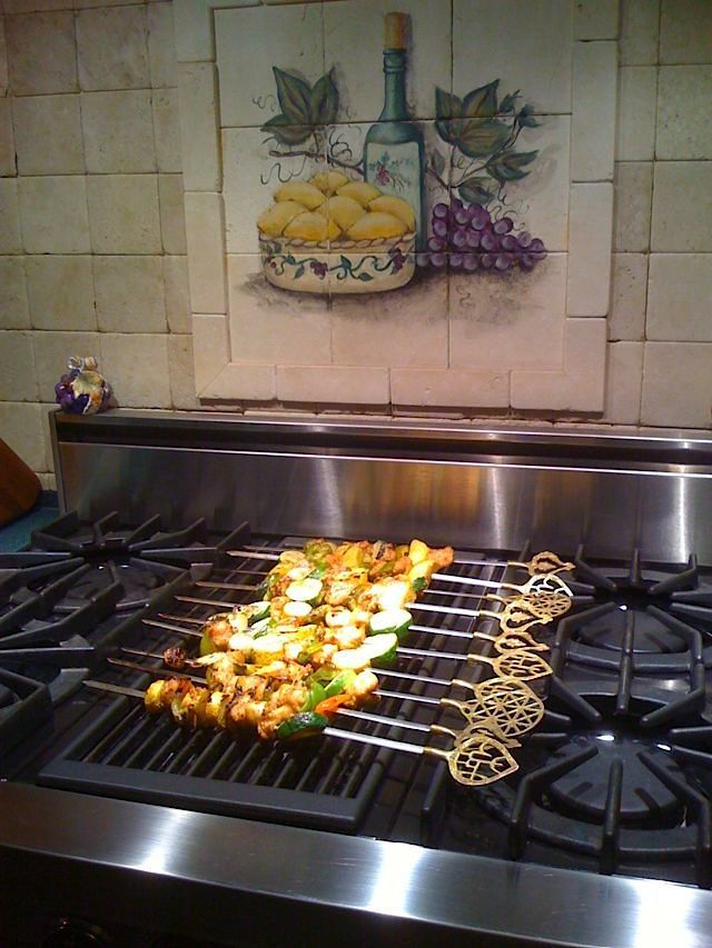 Yes Absolute Must In My Future Kitchen Indoor Grill On