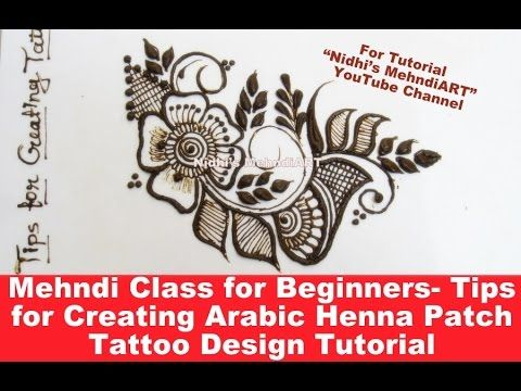 "YouTube beautiful Arabic mehndi henna design art creation tutorial for Eid Diwali festival special. Search ""Nidhi's MehndiART"" YouTube channel for all kind of mehndi henna design tutorial. #fashion #jewellery #trend #bridal #bride #wedding #marriage #festival #tradition #beautiful #girl #london #paris #canada #us #india #surat #ahmedabad #uk #arabic #floral #gulf #dubai #henna #mehndi #mehandi #art #drawing #tattoo #design"