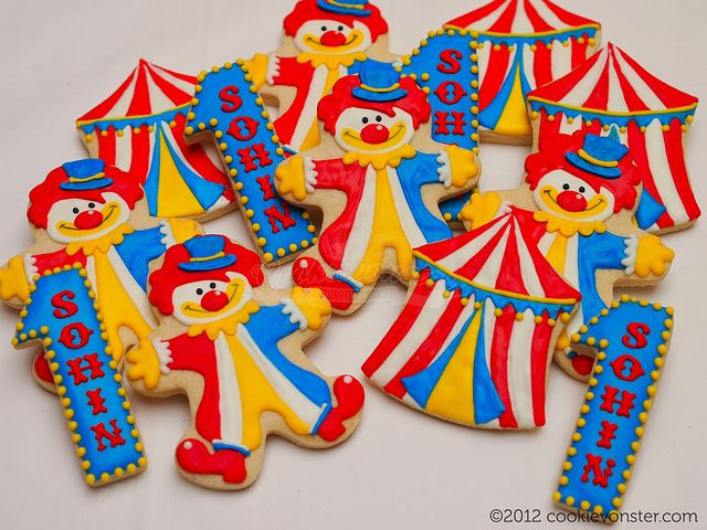 gallery of circus cookies | Recent Photos The Commons Getty Collection Galleries World Map App ...