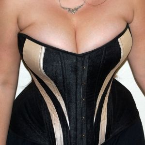 Supporting a Large Bust - drafting a corset for a full figure