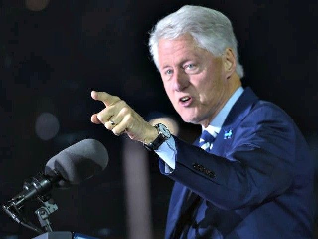 Open Borders Advocate Bill Clinton Claims 'Nationalism Destroying' U.S.