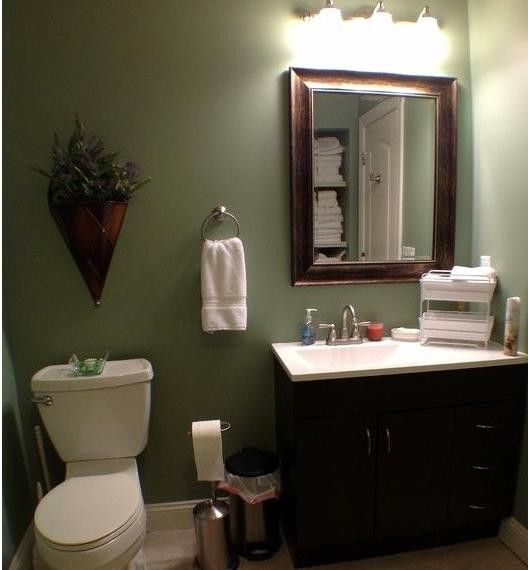 Discover The Latest Bathroom Color Trends: 17 Best Ideas About Green Bathroom Colors On Pinterest