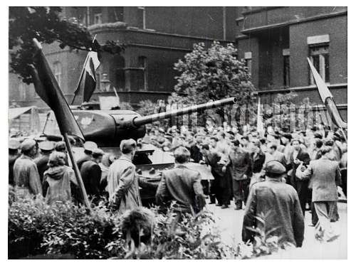 June 28th: Labor riots at Poznań, Poland, are crushed by Soviet troops as they fire  at a crowd and kill 53 people.