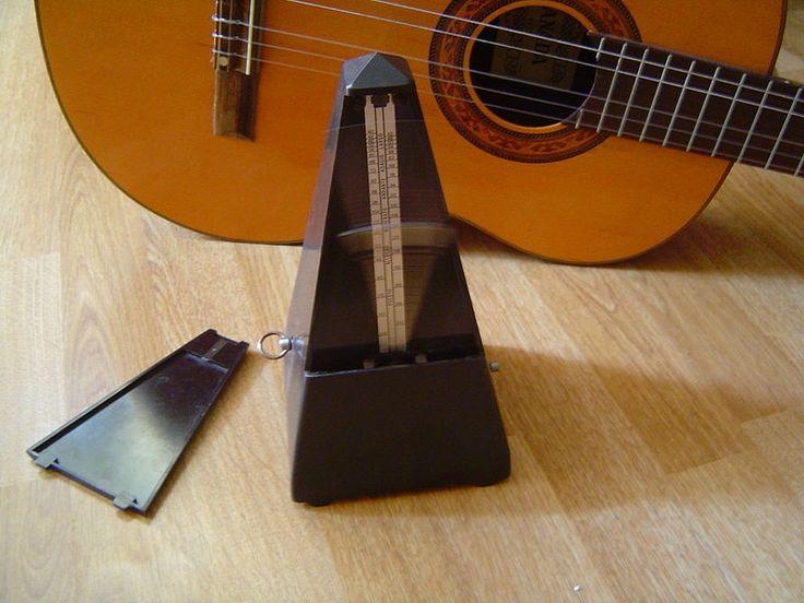 chitara-metronom