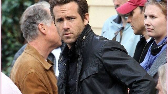 Dear Ryan Reynolds, how I love thee, let me count the ways...1. You're hot. 2. You're Canadian. 3. You're tall. 4. You're funny. 5. You love Sandra Bullock almost as much as my bestie @Rachel Niehoff. 6. I bet you're a freak in the sheets.