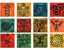 Image result for taino symbols hava pinterest taino for Henna tattoo in puerto rico