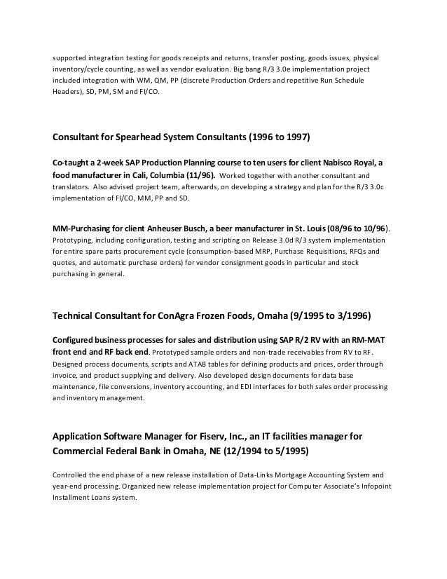 76 Cool Collection Of Resume Examples For It Technical Support