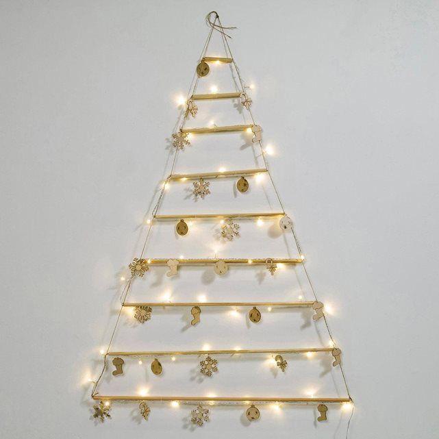Les 25 meilleures id es tendance arbre lumineux led sur - Sapin suspendu au plafond ...