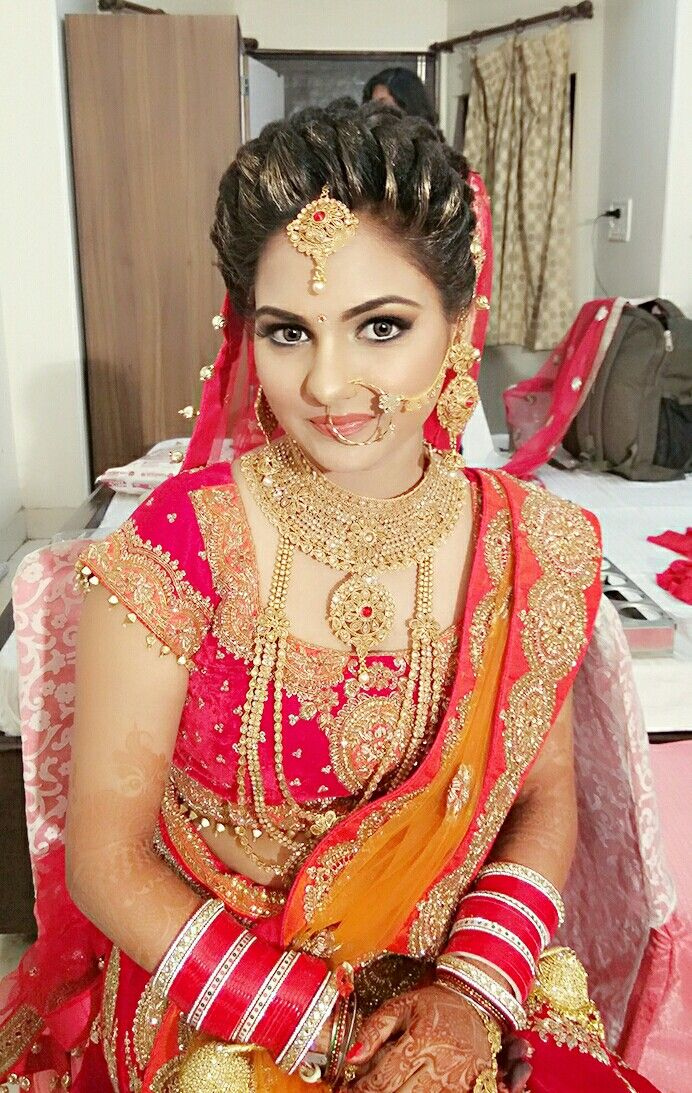 21 best indian bridal makeup images on Pinterest | Indian bridal ...