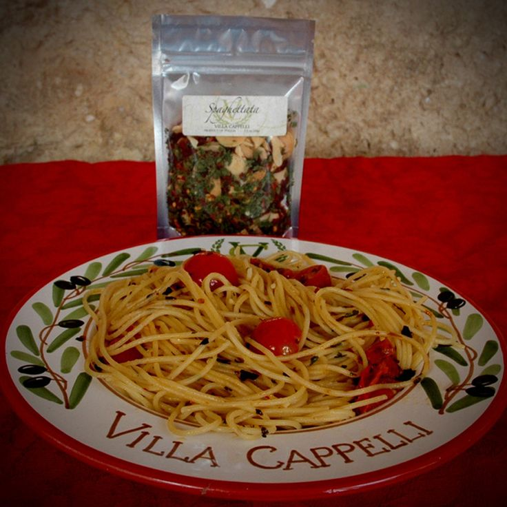 Spaghettata Blend seasoning