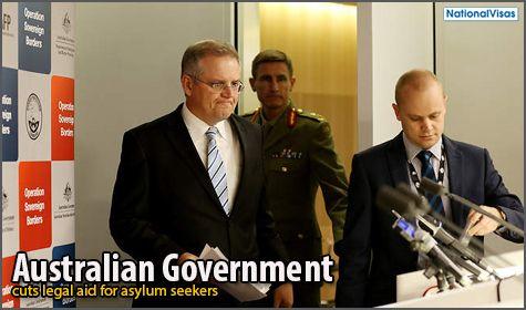 Australia cuts free migration advice service for illegal entrants