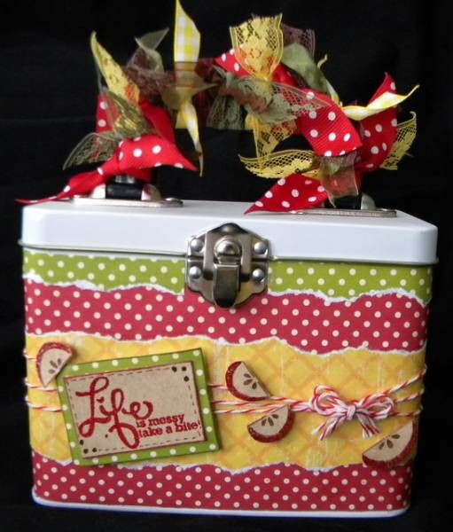 27 Best Images About Lunch Box Tins On Pinterest