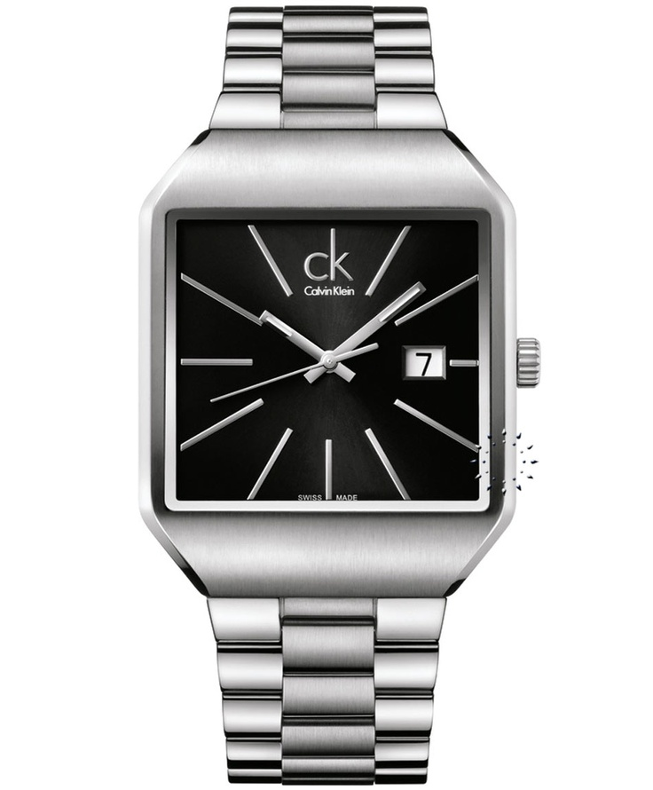 CALVIN KLEIN Gentle Stainless Steel Bracelet  Τιμή: 298€  http://www.oroloi.gr/product_info.php?products_id=31474