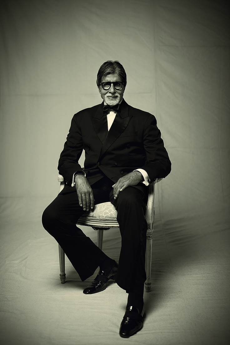The King Amitabh Bachchan